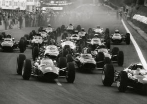 French Grand Prix by Rainer W. Schlegelmilch