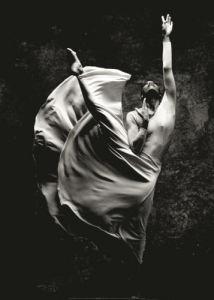 Dancer by Stephen Wilkes