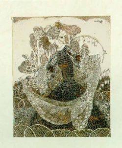 Princess Melilot by Annie French