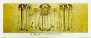 The Wassail by Charles Rennie Mackintosh