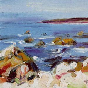Pacific Coast by Judith I. Bridgland