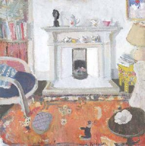 The Mantlepiece by Anne Redpath