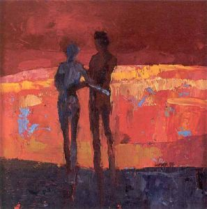 Stepping Out by Kirsty Wither