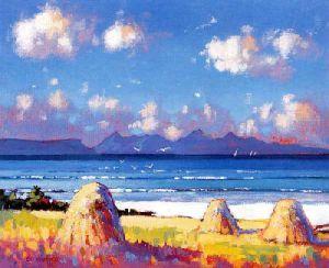 Haystacks,Arisaig by Ed Hunter