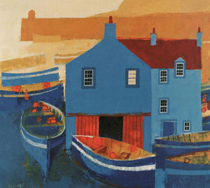 Early Morning by George Birrell