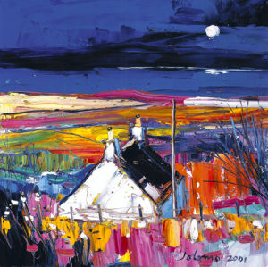 Evening, Isle of Bute by John Lowrie Morrison