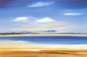View from Tiree by John Spinelli