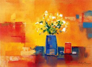 Still Life Study 4 by Alan Morgan