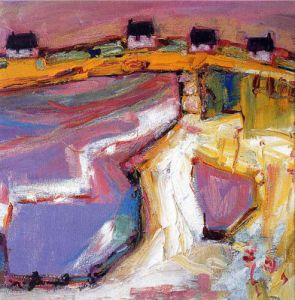 Sleepy Shore Cottages by Eleanor McGowan