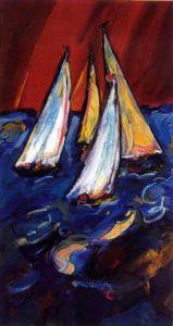 Nautical Twilight by Eleanor McGowan