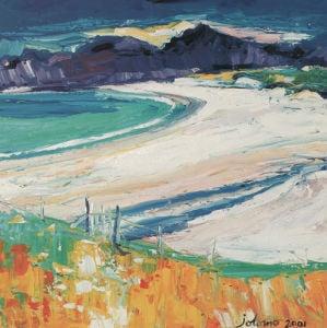Kiloran Bay, Colonsay by John Lowrie Morrison