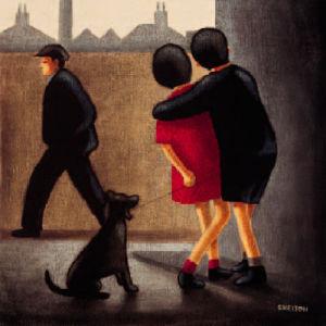 Puppy Love by Sam Skelton