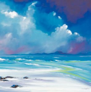 White Sands, Tiree by Daniel Campbell