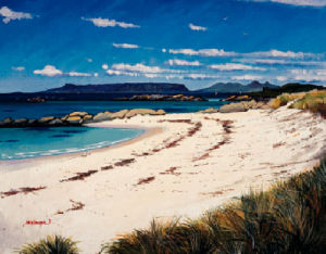 Camusdarach by Frank Colclough