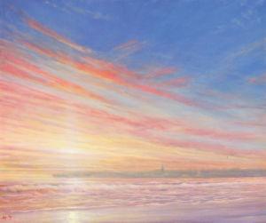 Sunrise at St. Andrews by Derek Hare