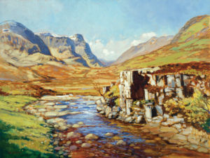 Glencoe by Ed Hunter
