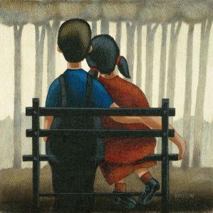First Love by Sam Skelton