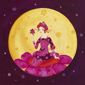 Ma Petite fleur by Loetitia Pillault