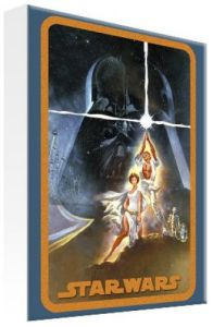 Star Wars Canvas 4 by Star Wars