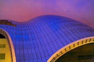 Sage Centre - Gateshead by Richard Osbourne
