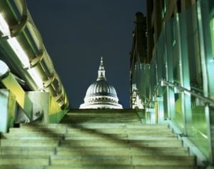 St Paul's Cathedral by Richard Osbourne