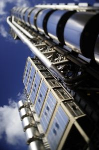 London - Lloyds Building I by Richard Osbourne