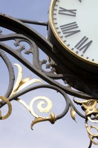 Clock And Ironwork by Richard Osbourne
