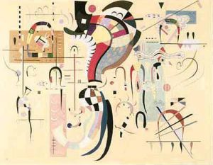 Milleu Accompagne by Wassily Kandinsky