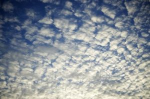 Mackerel Sky by Richard Osbourne