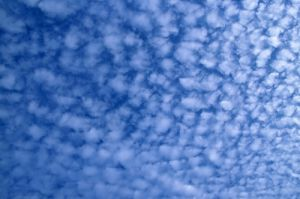 Cirrocumulus Clouds by Richard Osbourne