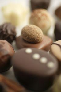 Chocolates III by Richard Osbourne