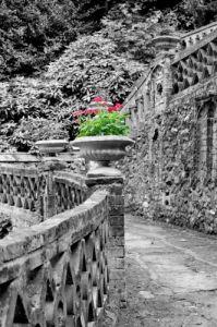 Victorian Garden III by Richard Osbourne