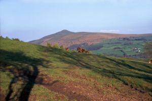 Brecon Beacons by Richard Osbourne