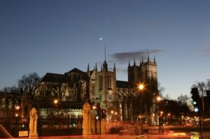 London - Westminster Abbey by Richard Osbourne