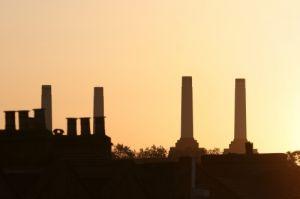 Battersea Power Station - London by Richard Osbourne