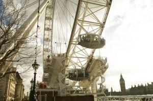London - Millennium Wheel I by Richard Osbourne