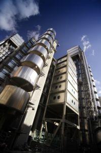 London - Lloyds Building III by Richard Osbourne