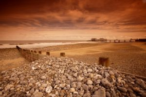 Cromer Beach - Norfolk I by Richard Osbourne