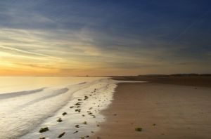 Titchwell Beach - Norfolk by Richard Osbourne