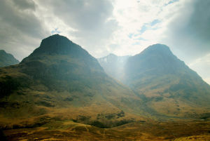 Glen Coe I by Richard Osbourne