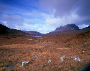 Glen Torridon - Scotland by Richard Osbourne