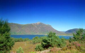 Liathach - Scotland by Richard Osbourne