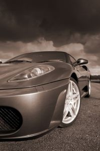 Ferrari F430 I by Richard Osbourne