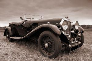 Vintage Lagonda by Richard Osbourne