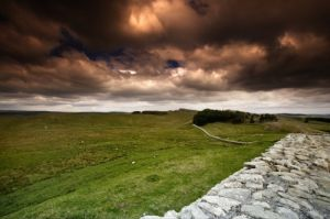 Hadrian's Wall by Richard Osbourne