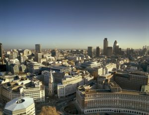 The City of London by Richard Osbourne