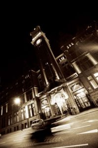 Palace Hotel Manchester by Richard Osbourne