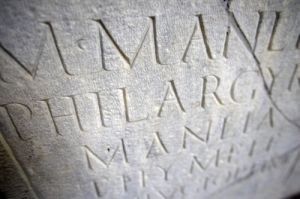 Ancient Roman Inscriptions - II by Richard Osbourne