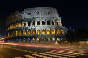 Rome - Colosseum by Richard Osbourne