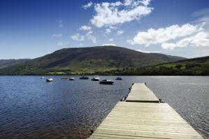 Loch Tay, Scotland by Richard Osbourne